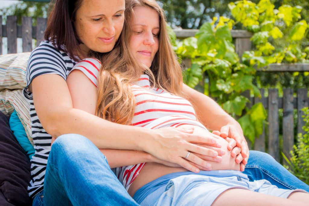 Vom Mutter-Kind-Pass bis zur Geburtsvorbereitung
